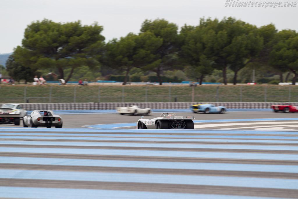 McLaren M8C - Chassis: 70-01 - Driver: Marc Devis  - 2016 Dix Mille Tours