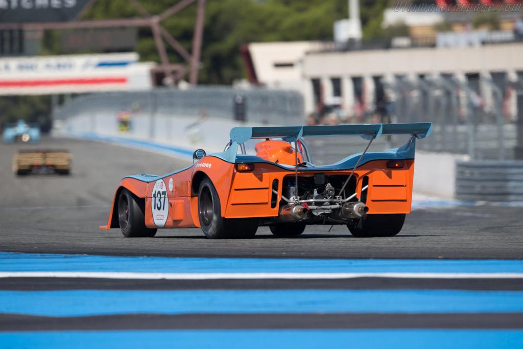 Mirage GR7 - Chassis: GR7/704 - Driver: Roald Goethe / Stuart Hall  - 2016 Dix Mille Tours