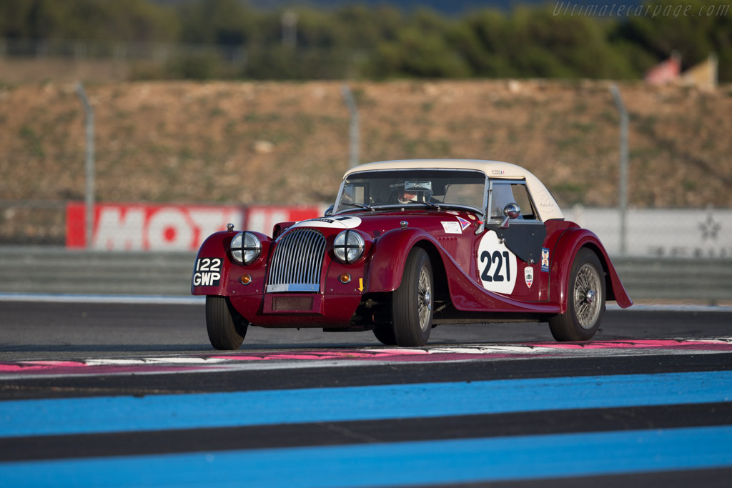 Morgan +4 SS - Chassis: 5125 - Driver: Gael Regent / Guillaume Gouble - 2016 Dix Mille Tours