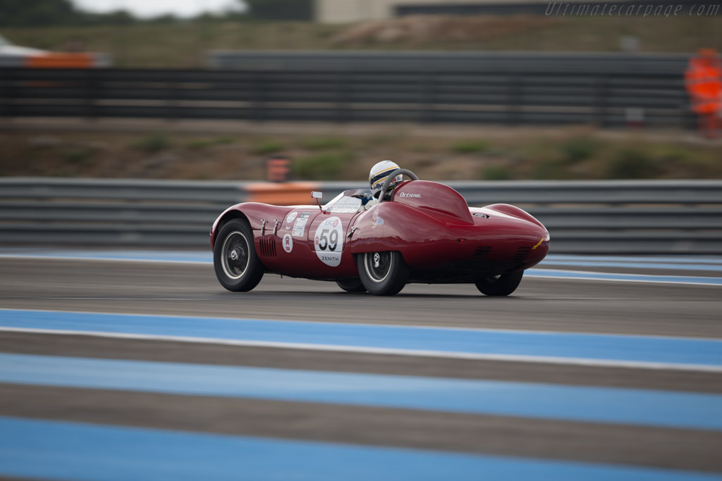 OSCA 2000 S - Chassis: 2006 - Driver: Gaby von Oppenheim / Andreas Middendorf  - 2016 Dix Mille Tours