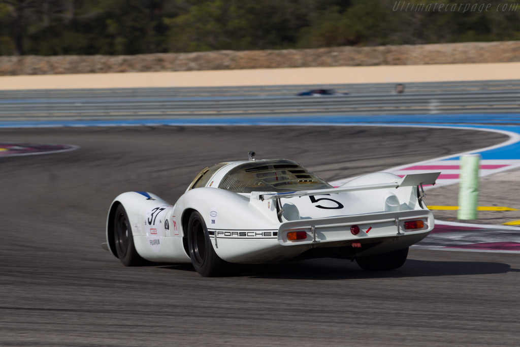 Porsche 908 LH - Chassis: 908-004 - Driver: Claudio Roddaro  - 2016 Dix Mille Tours