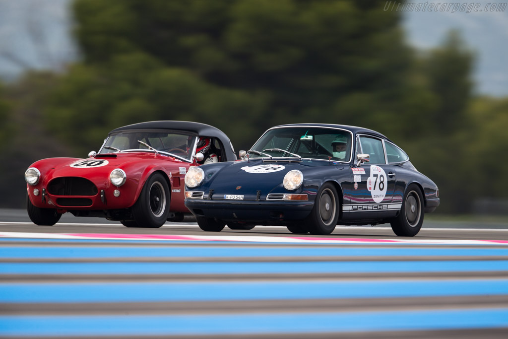 Porsche 911 - Chassis: 302036 - Driver: Stephan Konig  - 2016 Dix Mille Tours