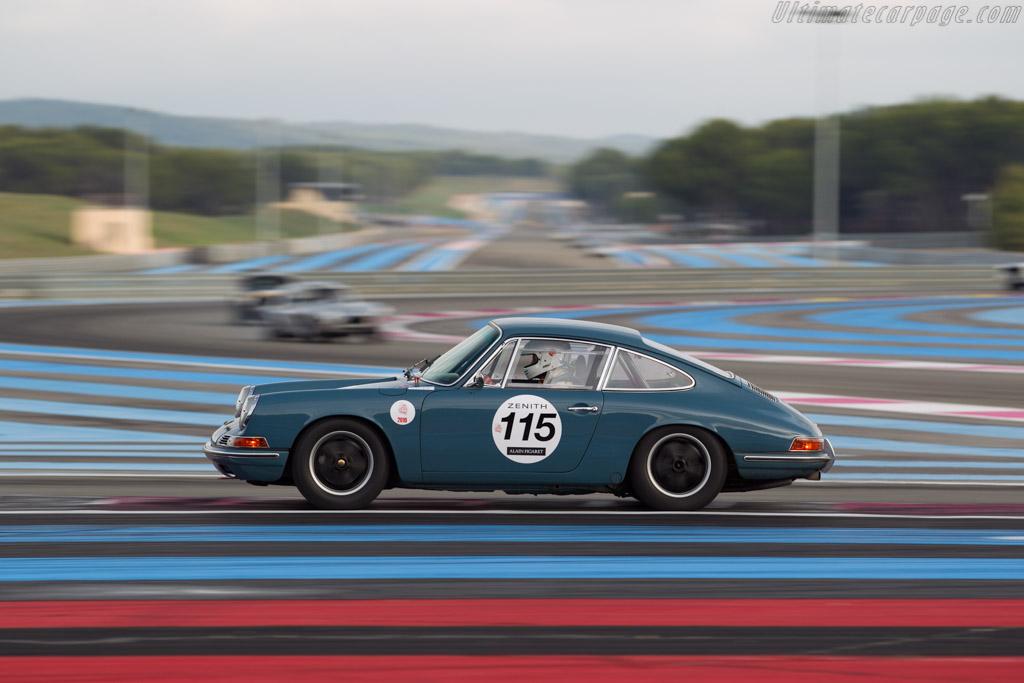Porsche 911 - Chassis: 303399 - Driver: Matthew Holme  - 2016 Dix Mille Tours