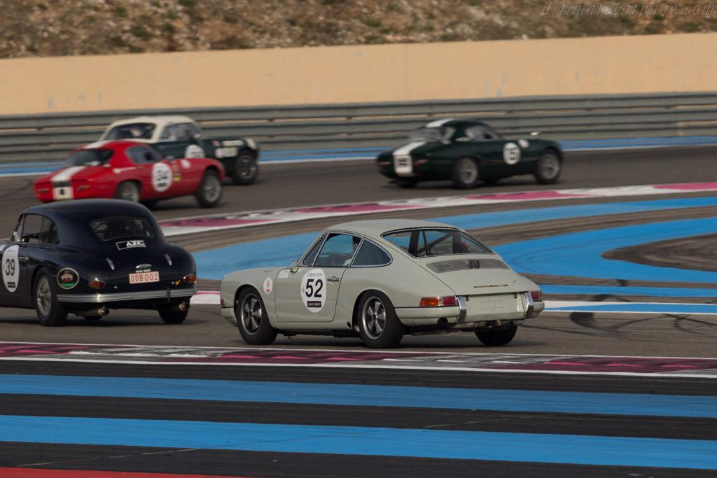 Porsche 911 - Chassis: 302992 - Driver: Alex de Reguero  - 2016 Dix Mille Tours