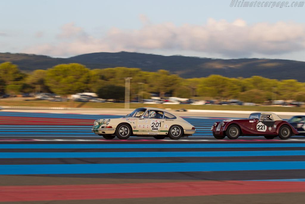 Porsche 911 - Chassis: 301003 - Driver: Gaby von Oppenheim / Andreas Middendorf  - 2016 Dix Mille Tours