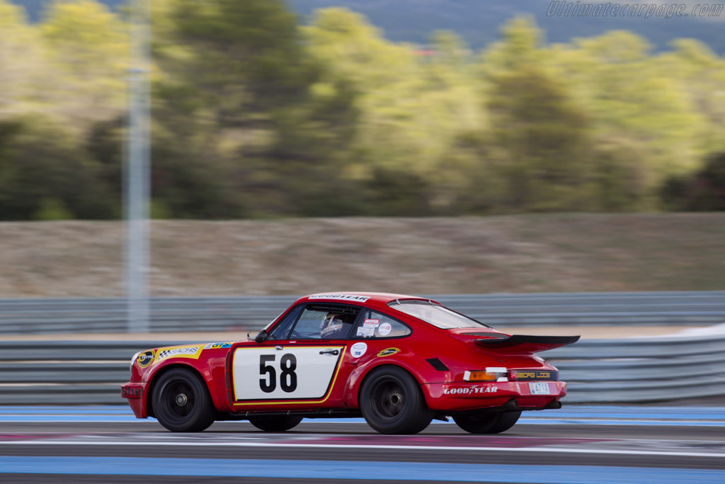 Porsche 911 Carrera RSR 3.0 - Chassis: 911 460 9116 - Driver: Lionel Robert  - 2016 Dix Mille Tours