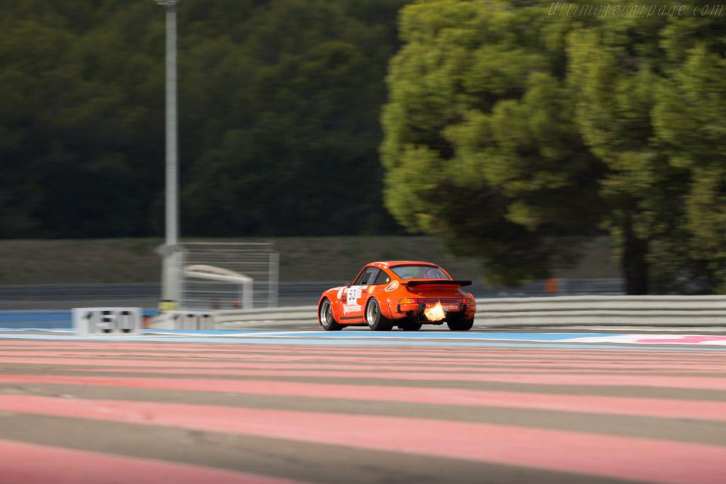 Porsche 934 - Chassis: 930 670 0168 - Driver: Maurizio Fratti / Andrea Cabianca  - 2016 Dix Mille Tours