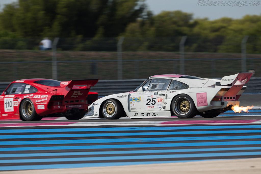Porsche 935 K3 - Chassis: 001 0020 - Driver: Nicolas d'Ieteren  - 2016 Dix Mille Tours
