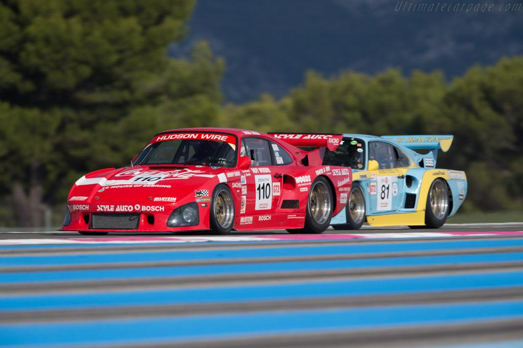Porsche 935 K3  - Driver: Urs Beck / Jurgen Barth  - 2016 Dix Mille Tours