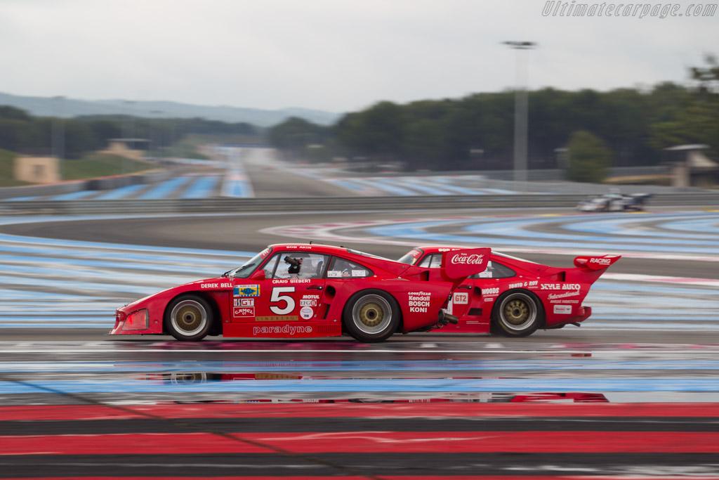 Porsche 935 K3 - Chassis: 000 0013 - Driver: Henrik Lindberg  - 2016 Dix Mille Tours
