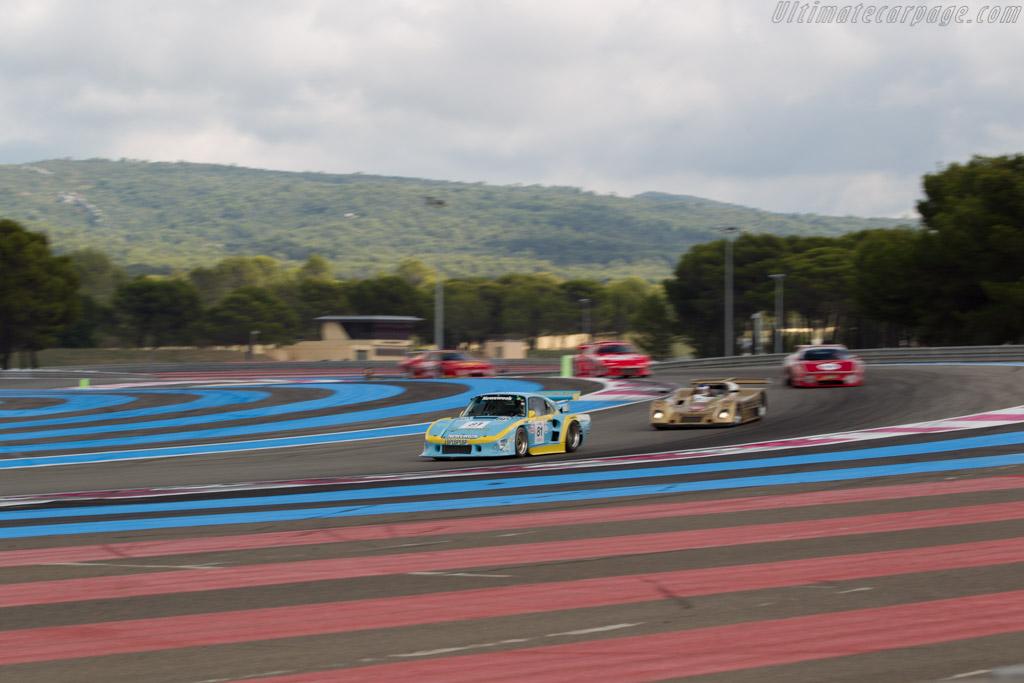 Porsche 935 K3 - Chassis: JLP-2 - Driver: Erik Maris  - 2016 Dix Mille Tours