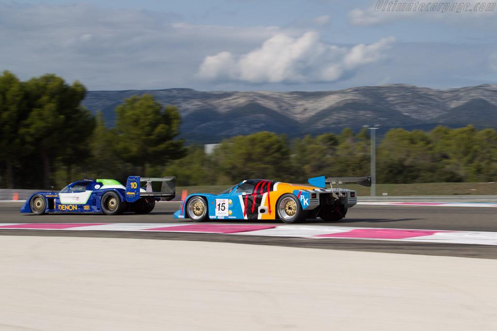 Porsche 962 CK6 - Chassis: CK6-06/02 - Driver: Nicolas d'Ieteren  - 2016 Dix Mille Tours