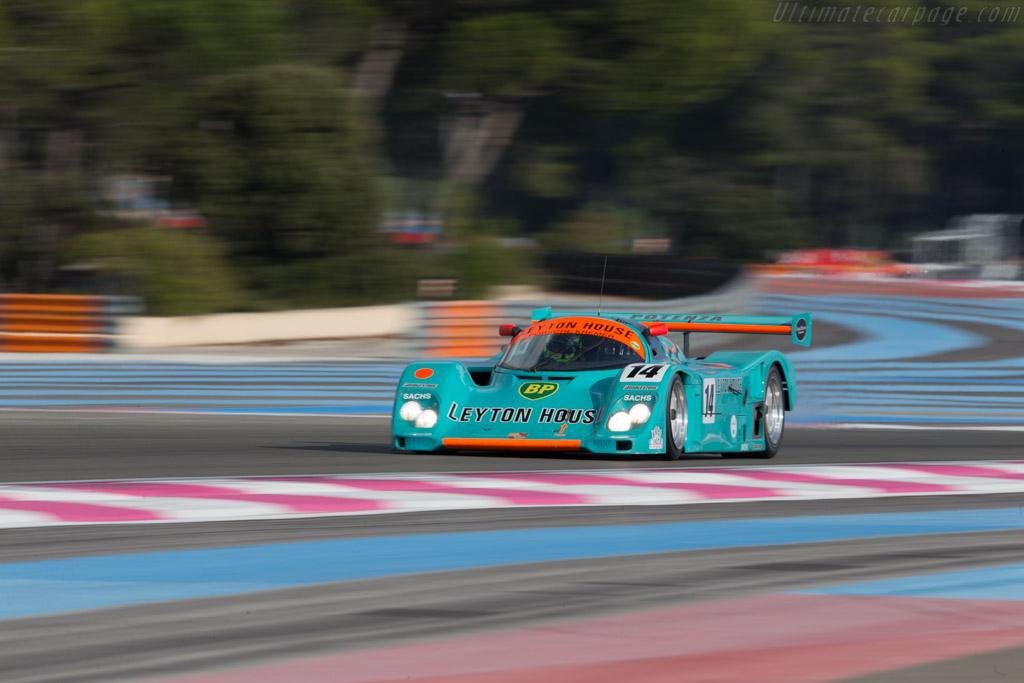 Porsche 962 CK6 - Chassis: 962-118 T-1 - Driver: Tommy Dreelan / Aaron Scott  - 2016 Dix Mille Tours