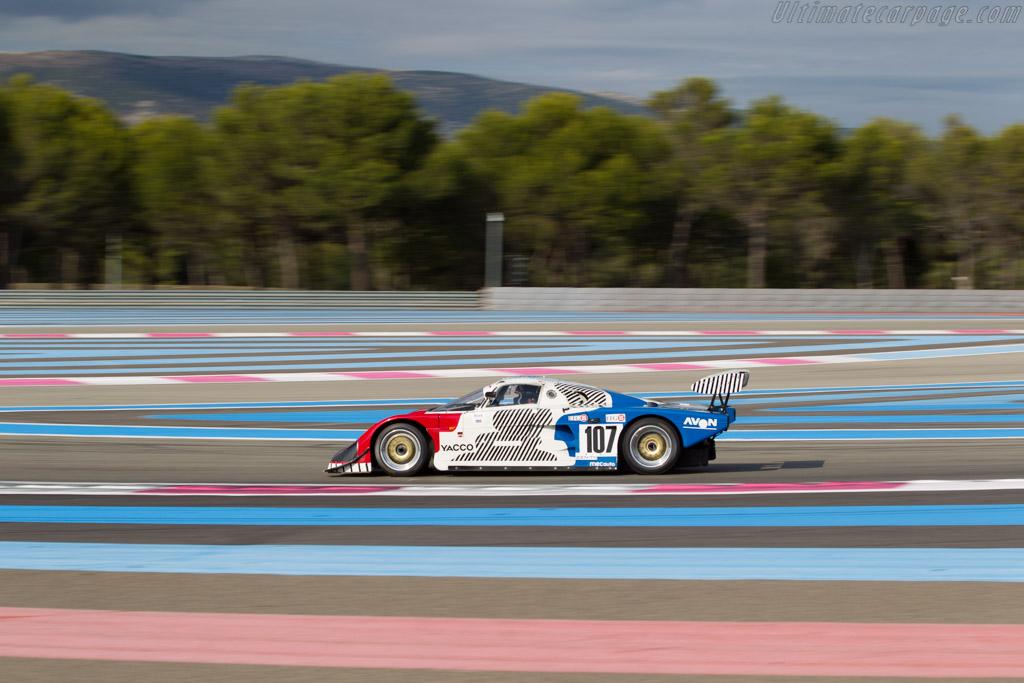 Spice SE88C - Chassis: SE88C-002 - Driver: Thomas Dozin  - 2016 Dix Mille Tours