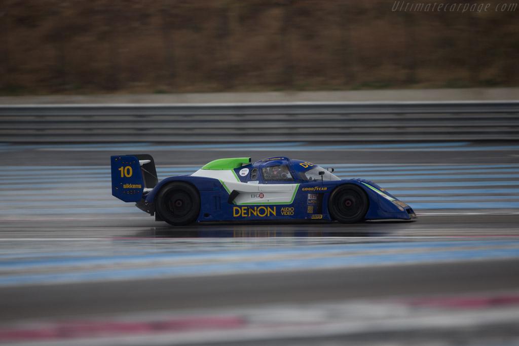 Spice SE92P - Chassis: SE92P-025 - Driver: Michiel Campagne  - 2016 Dix Mille Tours
