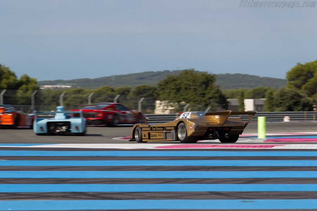 TOJ SC304 - Chassis: 11-76 - Driver: Yves Scemama  - 2016 Dix Mille Tours