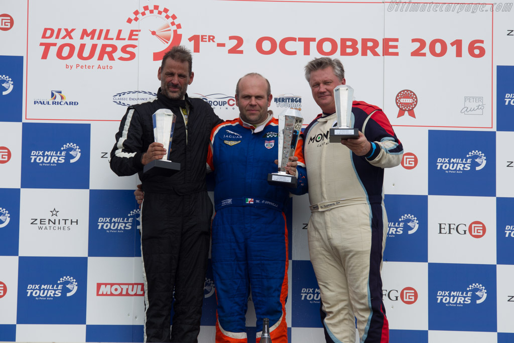 The Podium    - 2016 Dix Mille Tours