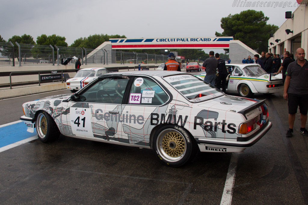 Welcome to Paul Ricard - Chassis: E24 RA2-79   - 2016 Dix Mille Tours