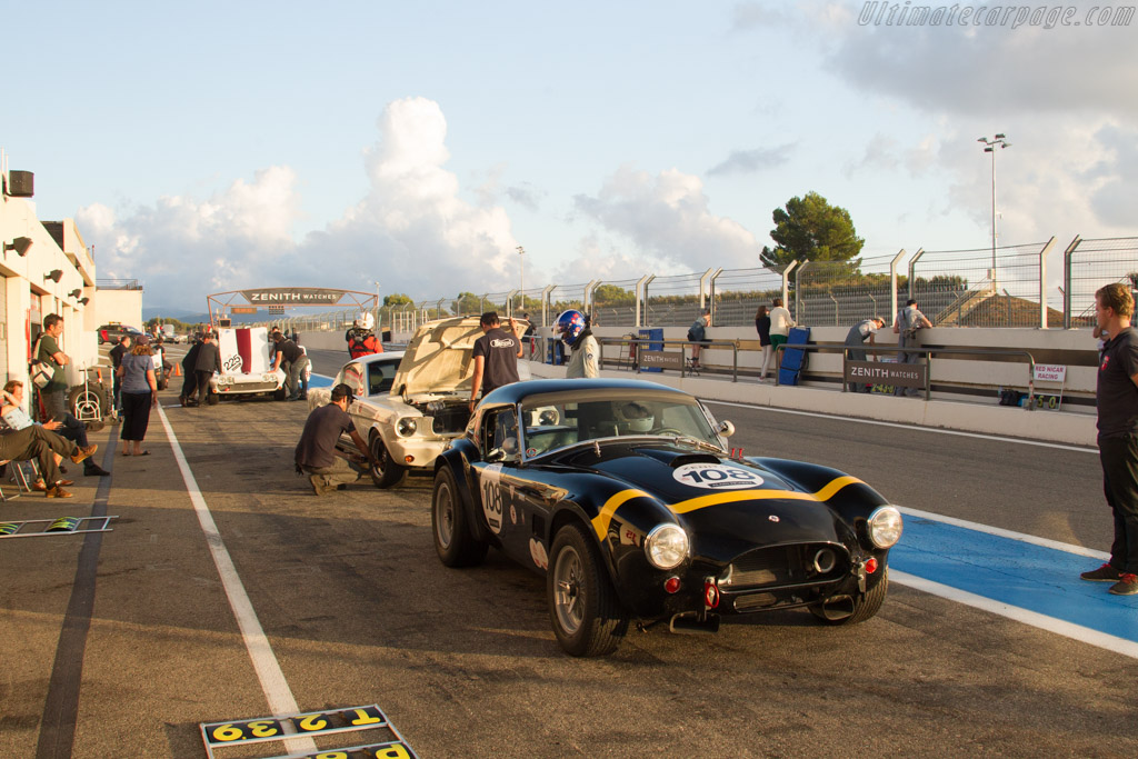 Welcome to Paul Ricard - Chassis: CSX2506   - 2016 Dix Mille Tours