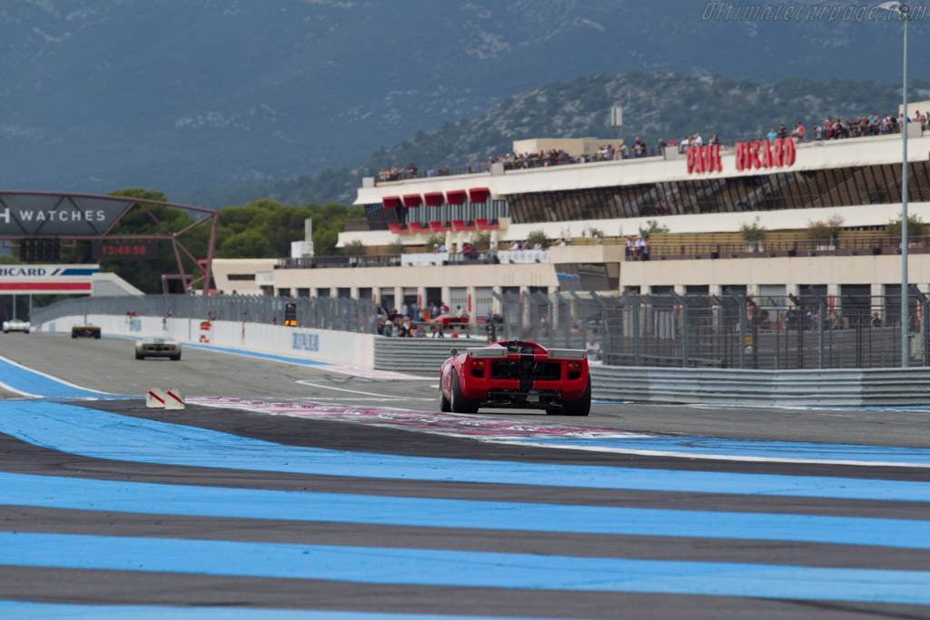 Welcome to Paul Ricard - Chassis: SL73/110   - 2016 Dix Mille Tours