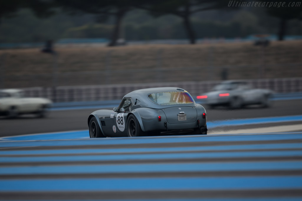 AC Shelby Cobra - Chassis: CSX2229 - Driver: Philipp Oettli  - 2017 Dix Mille Tours