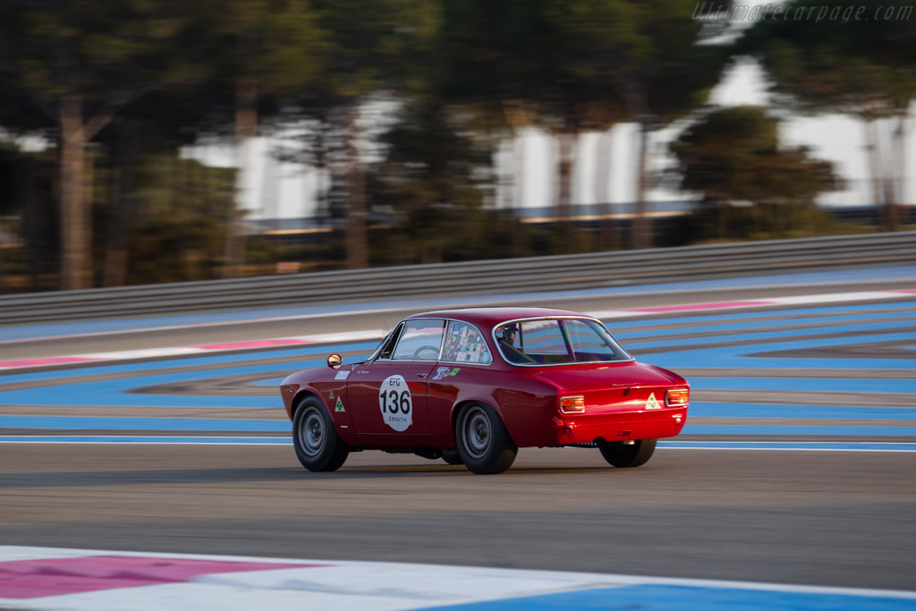 Alfa Romeo 1600 Giulia GTA - Chassis: AR613056 - Driver: Moritz Werner  - 2017 Dix Mille Tours