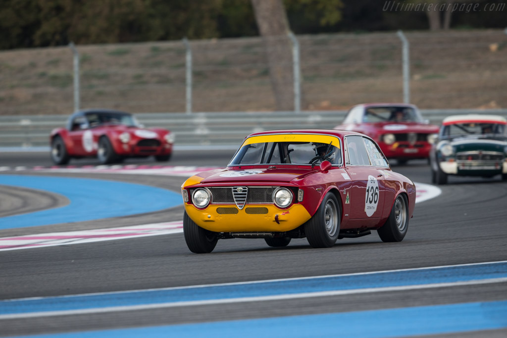 Alfa Romeo 1600 Giulia GTA - Chassis: AR613056 - Driver: Moritz Werner  - 2017 Dix Mille Tours