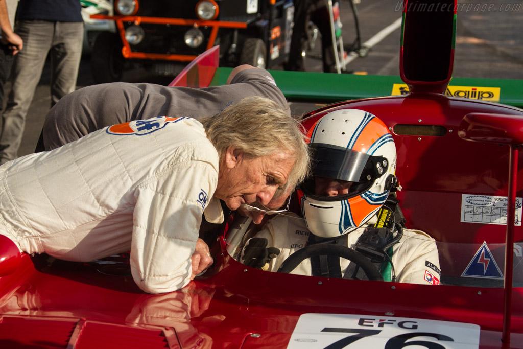 Alfa Romeo 33/TT/12 - Chassis: AR 11512-008 - Driver: Sam Hancock / Derek Bell  - 2017 Dix Mille Tours