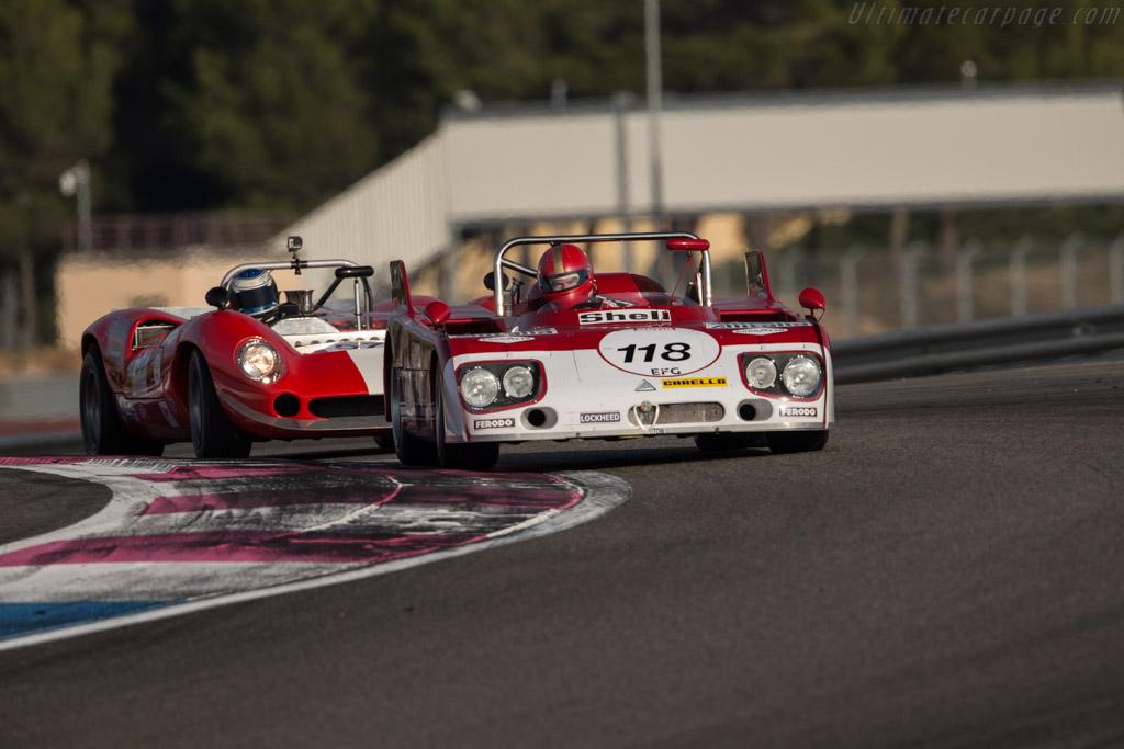 Alfa Romeo 33/TT/3 - Chassis: 11572-010 - Driver: Alexander Rittweger / Sam Hancock  - 2017 Dix Mille Tours