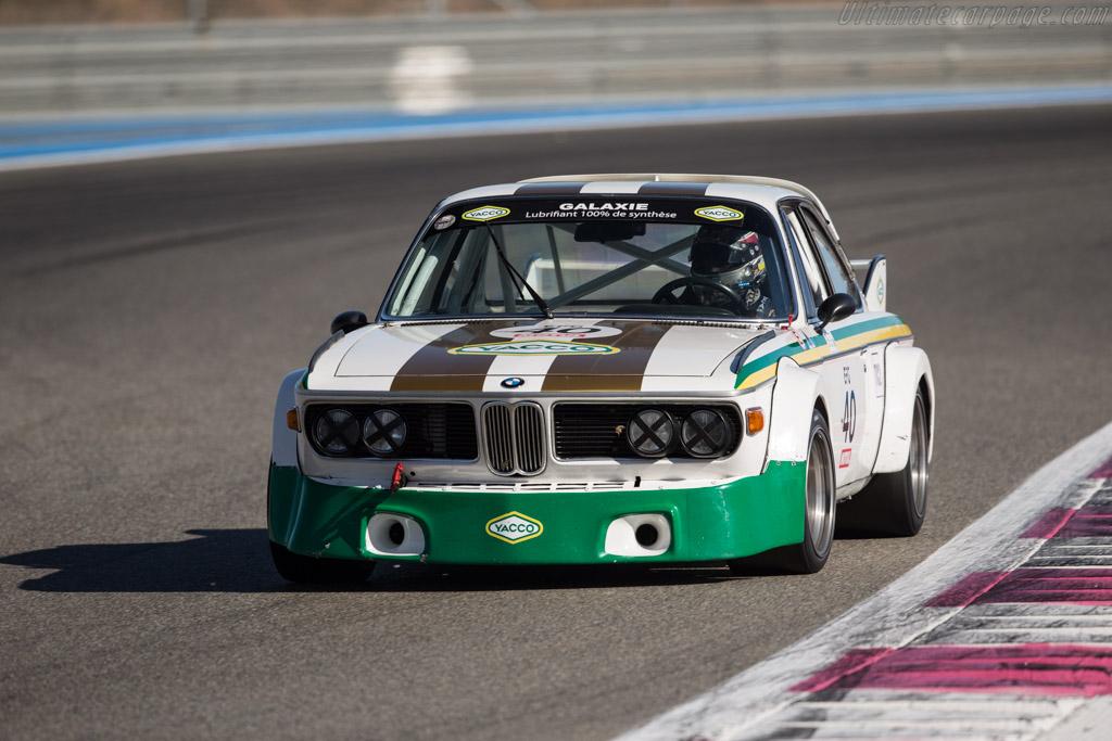 BMW 3.0 CSL  - Driver: Jean-Marc Merlin/Sebastien Crubile  - 2017 Dix Mille Tours