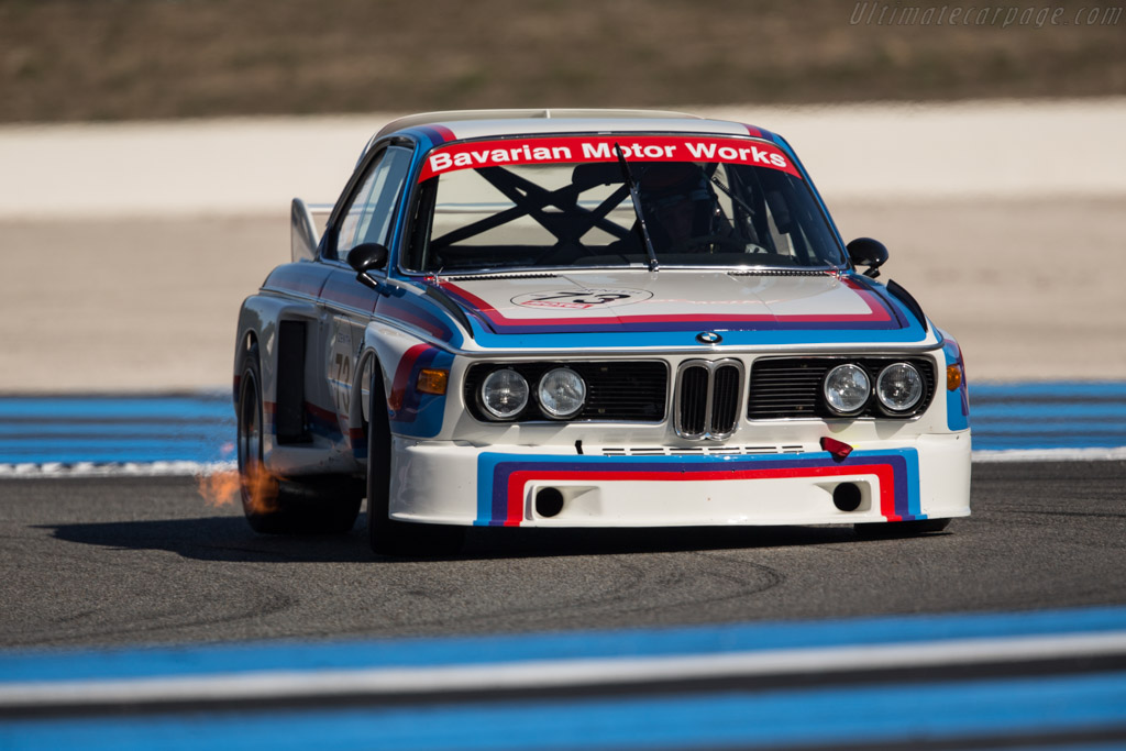BMW 3.0 CSL - Chassis: 4300096 - Driver: Christian Traber  - 2017 Dix Mille Tours