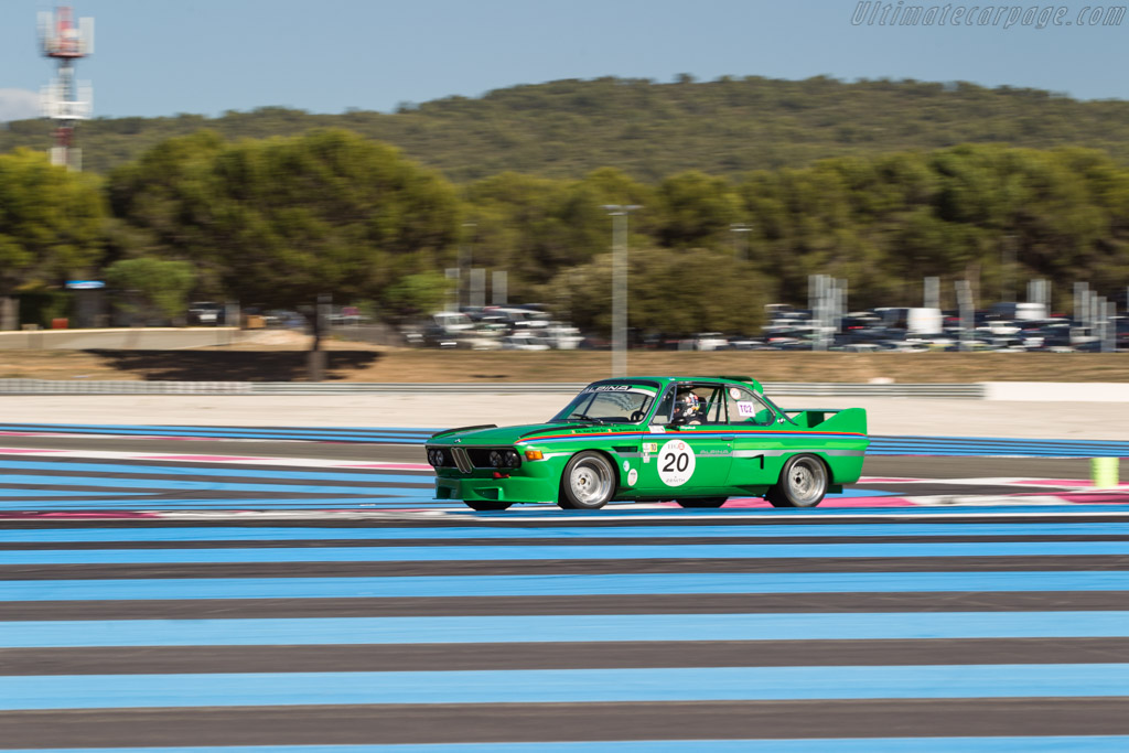 BMW 3.0 CSL - Chassis: 2240112 - Driver: Christian Dumolin  - 2017 Dix Mille Tours