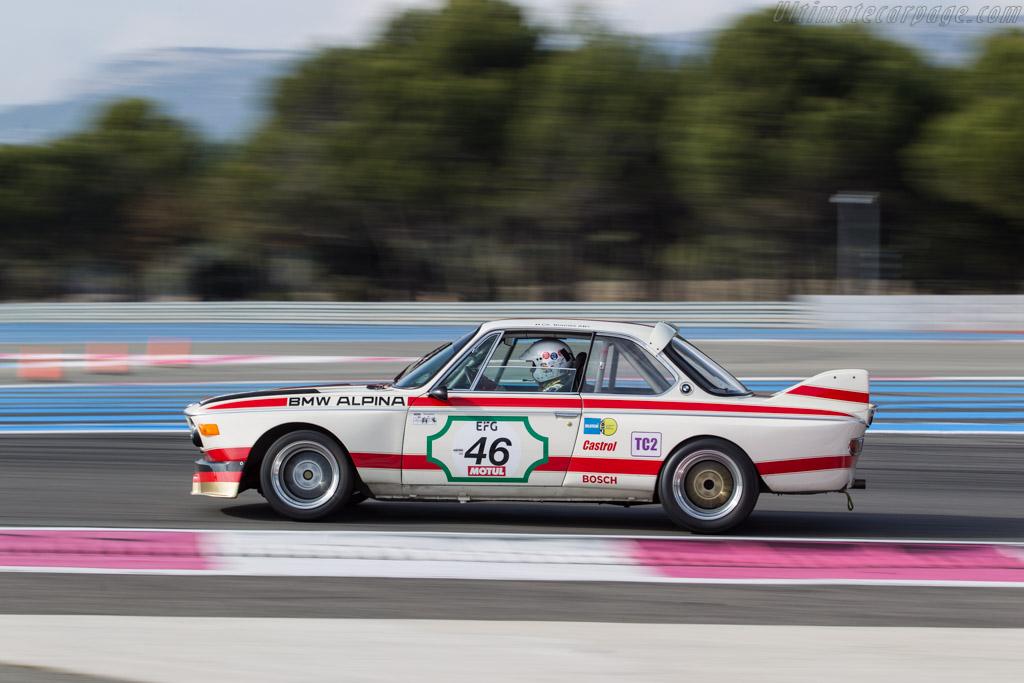 BMW 3.0 CSL - Chassis: JS100261 - Driver: Christian Bouriez  - 2017 Dix Mille Tours