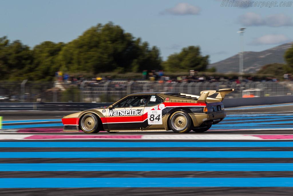BMW M1 Procar - Chassis: 4301023 - Driver: Sebastian Glaser  - 2017 Dix Mille Tours