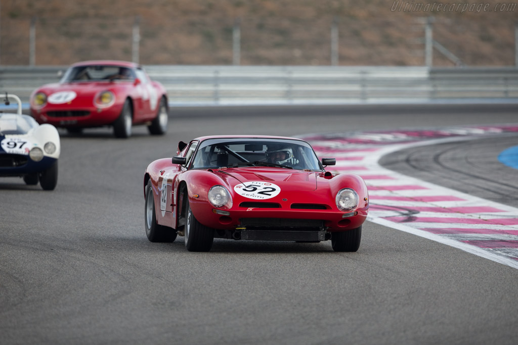 Bizzarrini 5300 GT - Chassis: BA4 0102 - Driver: Peter Muelder / Christian Traber  - 2017 Dix Mille Tours