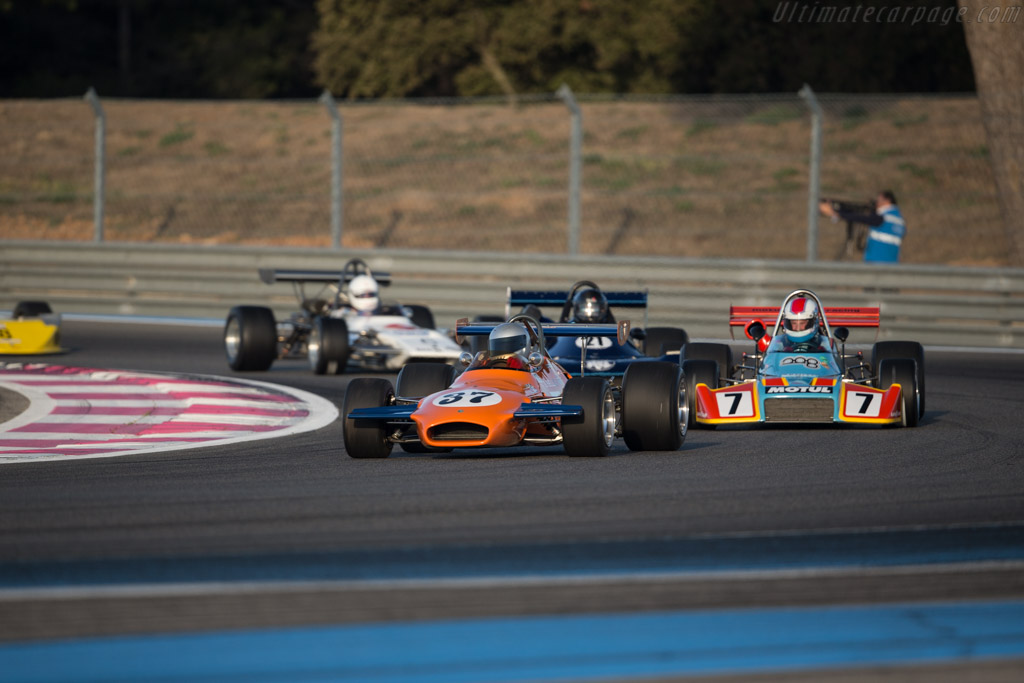 Brabham BT30 - Chassis: BT30-16 - Driver: Lincoln Small  - 2017 Dix Mille Tours