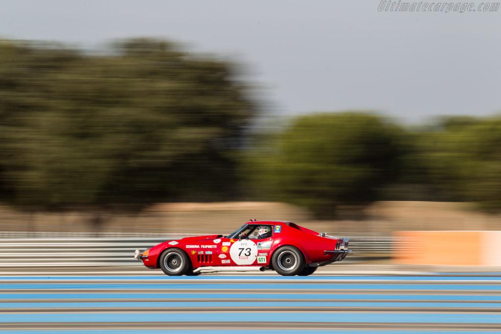 Chevrolet Corvette C3 - Chassis: 194378S419425 - Driver: Gilles Rivoallon / Marc Jully  - 2017 Dix Mille Tours