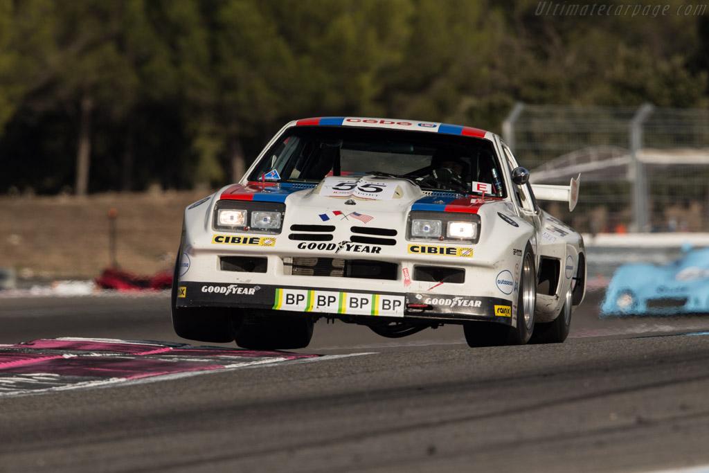 Chevrolet Monza - Chassis: 1R07G52143115 - Driver: Gilles Ceron  - 2017 Dix Mille Tours