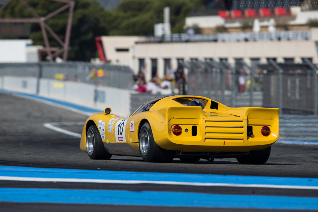 Chevron B16 - Chassis: CH-DBE-35 - Driver: Franco Meiners  - 2017 Dix Mille Tours