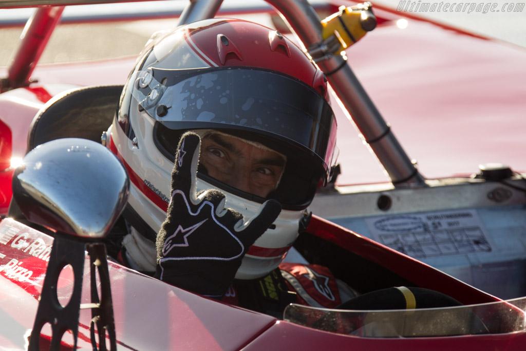 Emanuele Pirro    - 2017 Dix Mille Tours