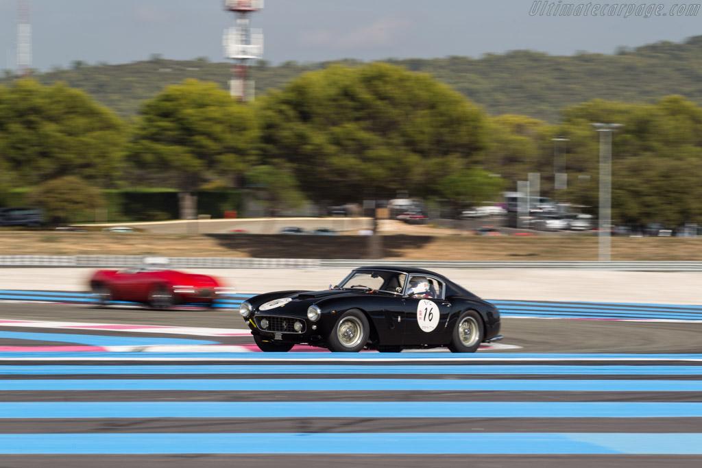 Ferrari 250 GT SWB - Chassis: 1933GT - Driver: Carlo Vogele  - 2017 Dix Mille Tours