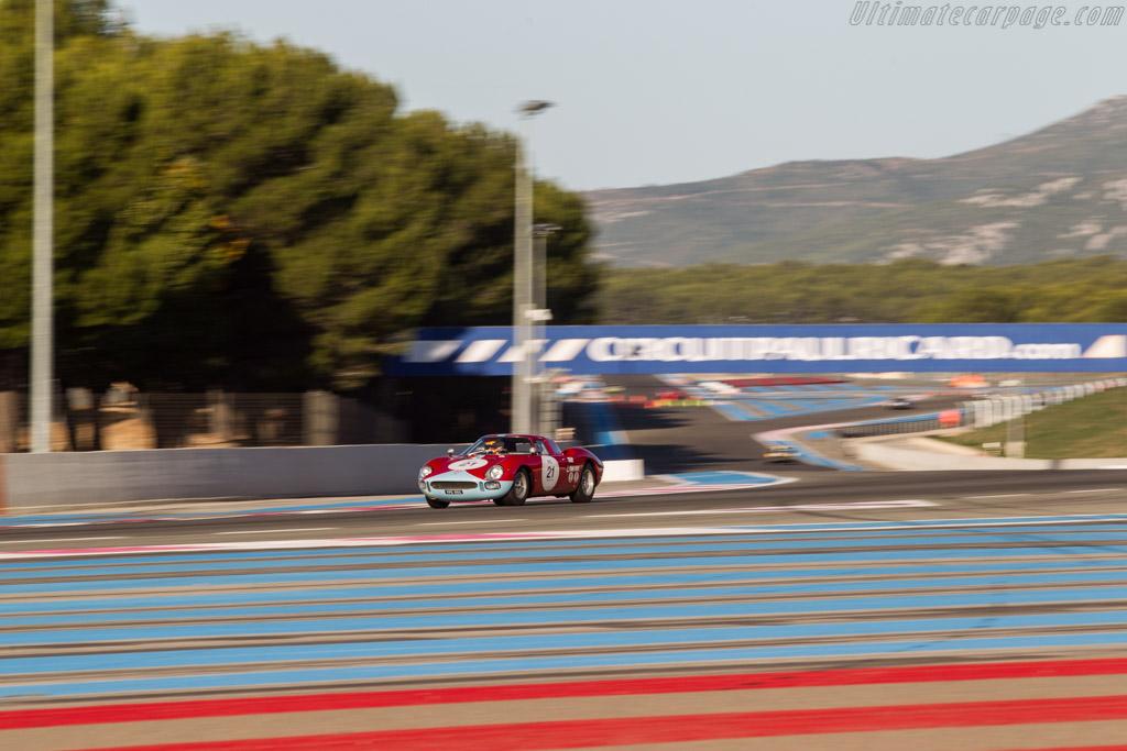 Ferrari 250 LM - Chassis: 5907 - Driver: Clive Joy  - 2017 Dix Mille Tours
