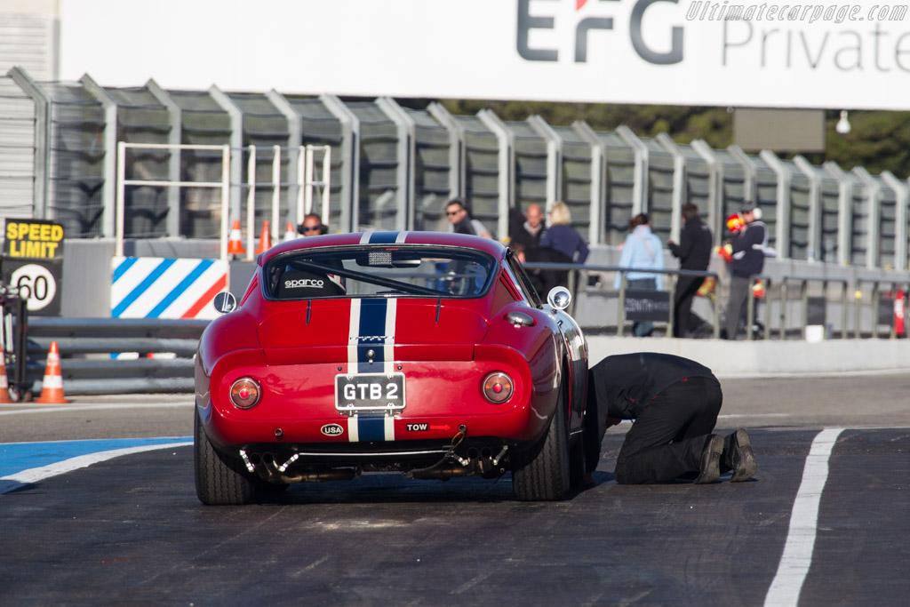 Ferrari 275 GTB - Chassis: 08213 - Driver: Dennis Singleton  - 2017 Dix Mille Tours