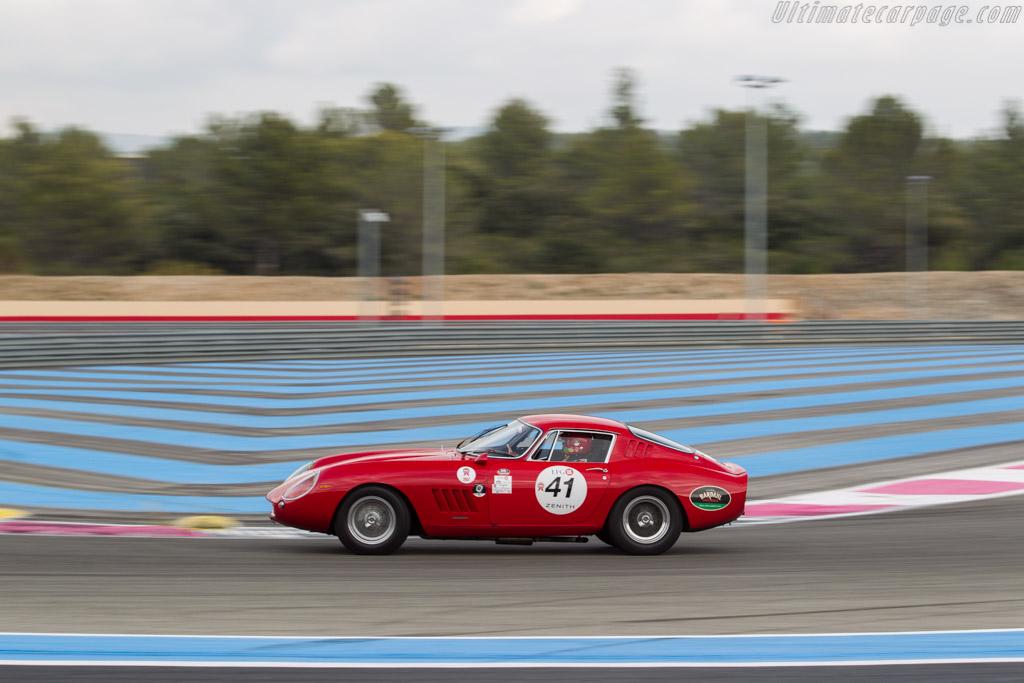 Ferrari 275 GTB/4 - Chassis: 09247 - Driver: Jan Gijzen  - 2017 Dix Mille Tours