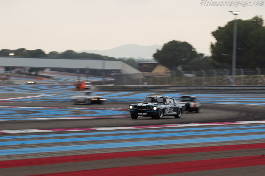 Ford Shelby Mustang GT350 - Chassis: SFM5S514 - Driver: Clive Joy  - 2017 Dix Mille Tours