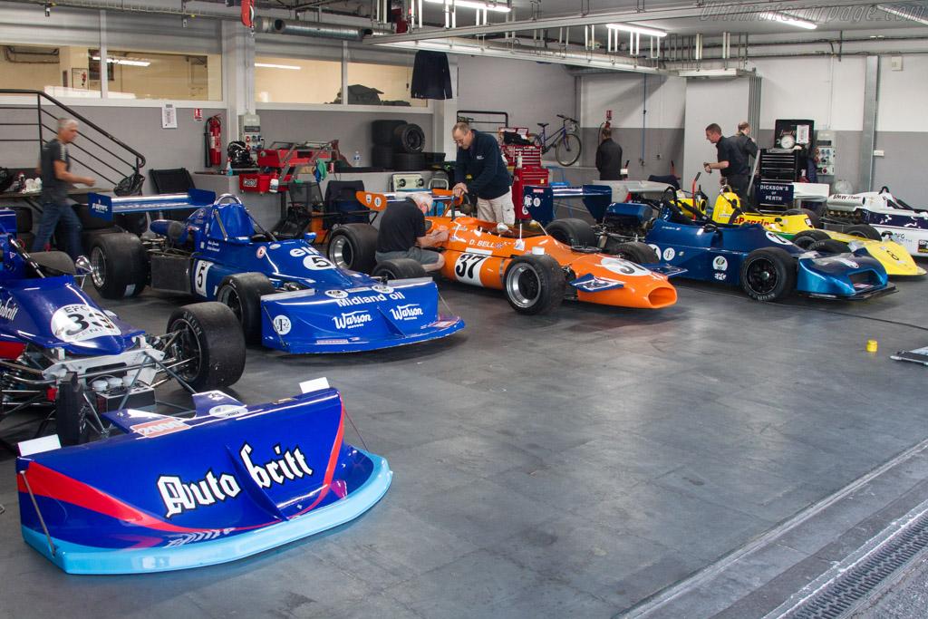 Formula 2s    - 2017 Dix Mille Tours