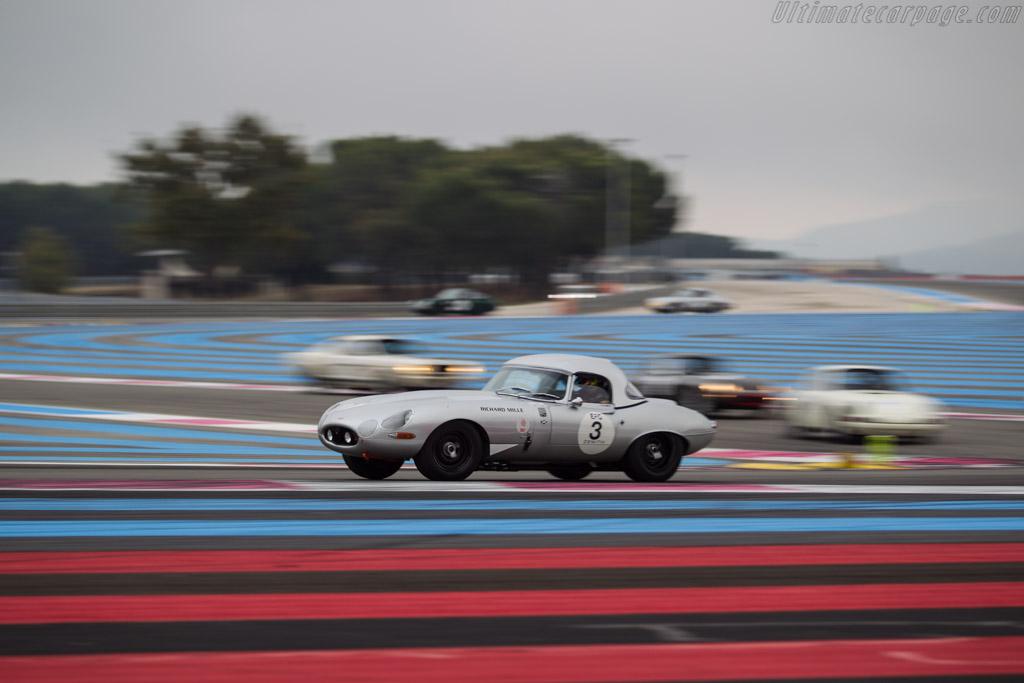 Jaguar E-Type - Chassis: 878981 - Driver: Armand Mille / Guillaume Mahe  - 2017 Dix Mille Tours