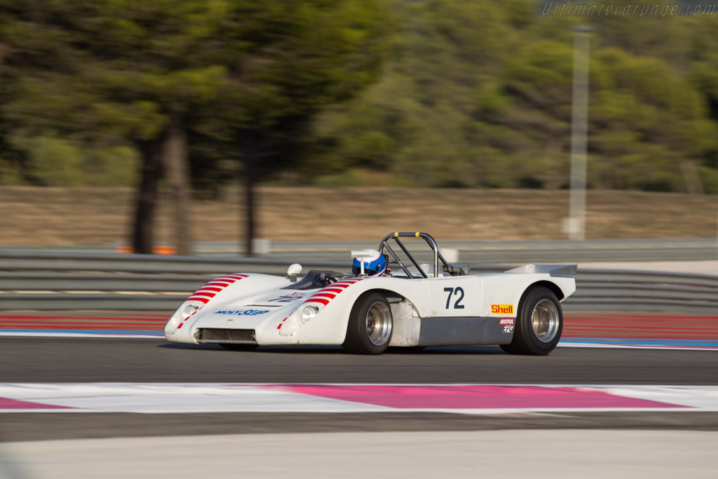 Lola T210 - Chassis: SL210/07 - Driver: Mark Piercy  - 2017 Dix Mille Tours