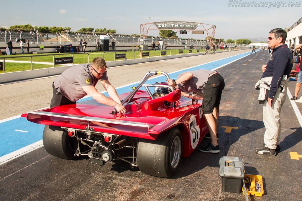 Lola T290 - Chassis: HU34 - Driver: Gianluca Rattazzi / Emanuele Pirro - 2017 Dix Mille Tours