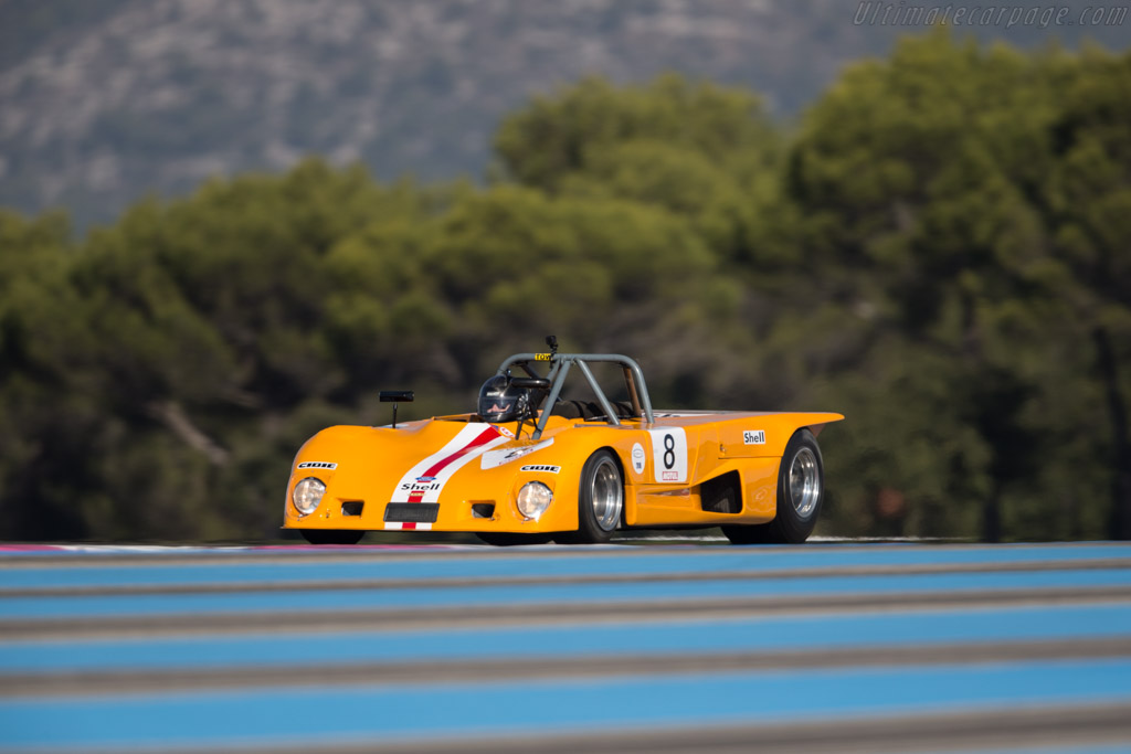 Lola T290 DFV - Chassis: HU1-L3593 - Driver: Philippe Scemama  - 2017 Dix Mille Tours
